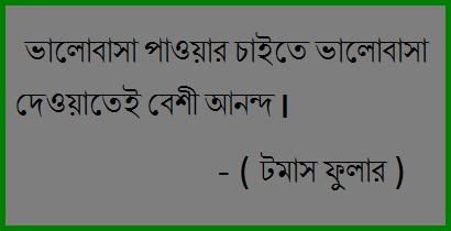 bengali love quote